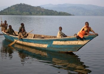 Marine system water project in Rwanda and DR Congo