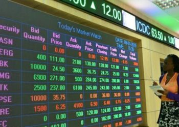 East Africa Breweries stirred the Nairobi Securities Exchange (NSE) in Tuesday's trading after low moments were witnessed on Monday when a technical hitch hit the Nairobi bourse. This came as the manufacturing and allied sector accounted for 50.30 per cent of the day's turnover. EABL had 3.9 million shares valued at Ksh746.2 million traded as days turnover at NSE closed at Ksh1.4 billion.