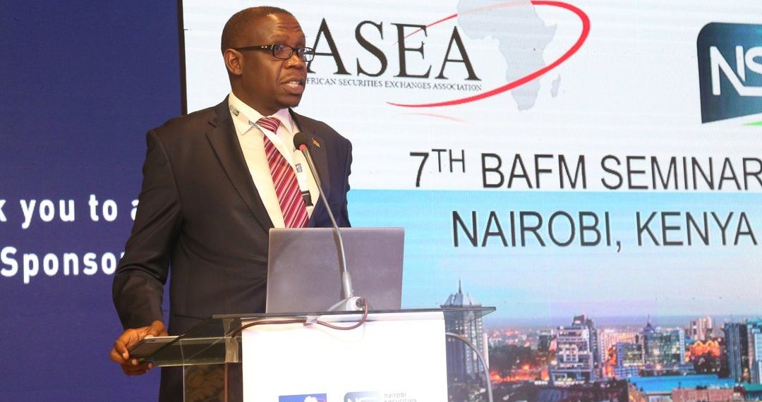 The Nairobi Securities Exchange (Plc) has reported a 72.1 per cent rise in its net earnings for the year to June, buoyed by increased commissions from trading activities as the market recorded a tremendous growth. The Group's profit after tax closed the six months period ended 30 June 2017 at Ksh133.9 million up from Ksh77.8 Million.
