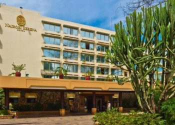 TPS Eastern Africa , the managers of Serena hotels have reported a Ksh168.6 million loss for the six months to June, blamed on low international tourist arrivals to the East Africa region during the period.