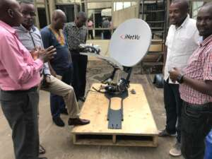 C-Com Satellite Systems Inc held training in Nairobi together with Intersat Ltd where technicians drawn from Kenya, Uganda and Ivory Coast sampled latest technology on satellite broadcasting. Some of the participants were drawn from leading TV stations in the region