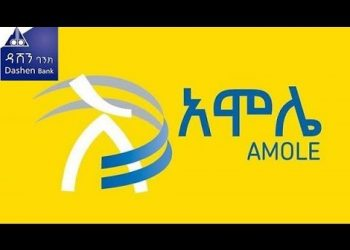 Ethiopia's Dashen Bank has launched a digital payment platform similar to Kenya's Mpesa
