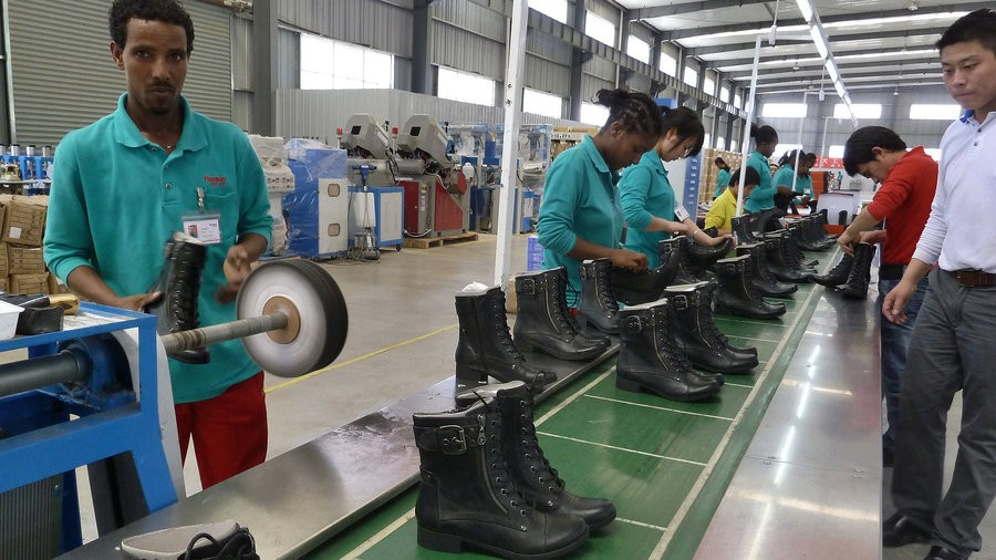 Manufacturing sector in Ethiopia