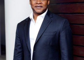 NJ Ayuk, CEO of Centurion Law Group and Chairman of the Africa Energy Chamber of Commerce.