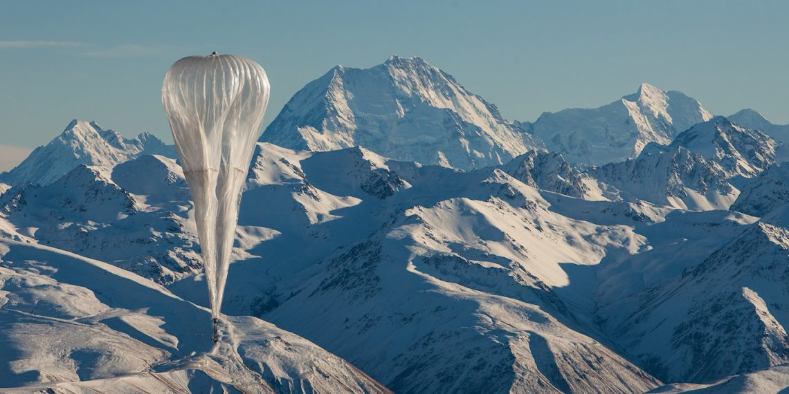 The deployment of the balloons will initially happen over central Kenya in mountainous region which have been hard to deploy normal base connections