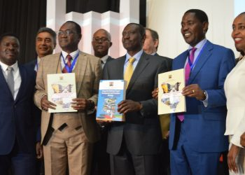 Kenya has launched a strategy for promoting exports after the country has faced a declining balance of trade with the entry of imports mainly from Asia