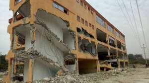 Demolitions going on in Nairobi are estimated to cost the Kenyan economy in the excess of Ksh 5 billion which would otherwise have been avoided if strict adherence to rule of law was followed.