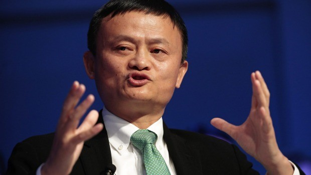 Alibaba Group founder and Executive Chairman Jack Ma launch the Jack Ma Foundation 'Netpreneur' Prize