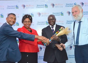 Standard Chartered Bank and @iBizAfrica, Strathmore Business School have partnered to create the Standard Chartered Women in Tech Incubator. This supports female-led entrepreneurial teams, Providing them with training, mentorship and seed funding.
