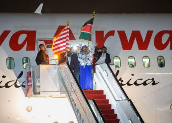 KQ flies to the US- The Exchange