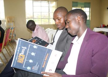 Hack the Big 4 participants in Bomet. The hackathon's focus is an innovation and mentorship platform for the youth exchange.co.tz