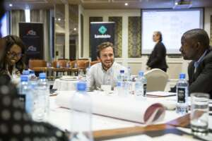 An one on one interview with Daniel Goldfarb, the Co-Founder, CEO of Nairobi based Lendable- The Exchange
