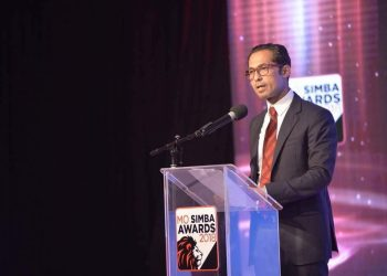 """Tanzania's Indian Dollar Billionaire Mohammed """"Mo"""" Dewji. He was kidnapped from the Colosseum Hotel in Dar el Salaam on Thursday, 11 October 2018 www.exchange.co.tz"""