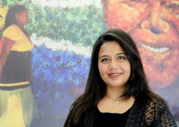 Managing Director for Africa at Thomson Reuters' Financial and Risk Business Sneha Shah