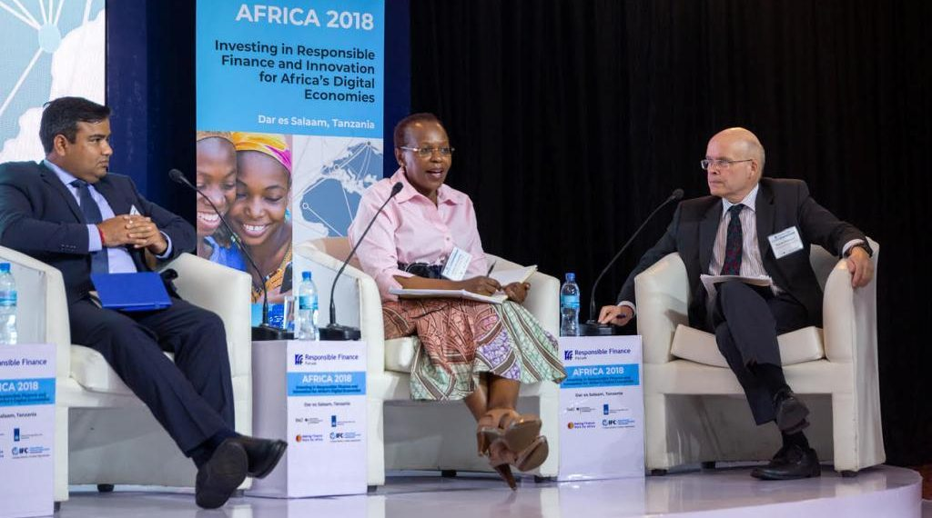 The International Finance Corporation in partnership with the German Ministry for Economic Cooperation and Development and Making Finance Work for Africa have affirmed their commitment in strengthening digital finance investments in Africa. IFC held its ninth annual Responsible Finance Forum in Tanzania,its first ever in Africa.