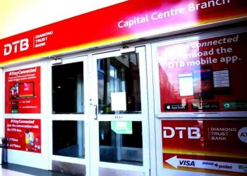 Diamond Trust Bank (DTB) has posted a Ksh5.6 billion net profit for the period ended September 30, becoming the latest tier-1 lender to report positive earnings in the third quarter of the year.The Nairobi Securities Exchange listed bank's profit has jumped from Ksh5.1 billion reported in a similar period last year. DTB's focus on the SME sector and branch network expansion has driven the Bank's growth in recent years.