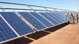 Kenya is ready to commission a 54.6 MW solar plant, the country and East Africa's largest solar project, as it moves to increase installed electricity capacity in Kenya to above 2,352 MW. The project which has been implemented by the Rural Electrification Authority and a consortium of three Chinese engineering companies is funded by the Chinese government at a cost of Ksh13 billion. It strengthens solar energy resource in Kenya while diversifying the power generation mix in the country.