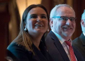 IFC CEO Philippe Le Houérou (R). He signed agreements among them one that will allow IFC to support Ethiopian banks as part of a Global Trade Finance Programme www.exchange.co.tz