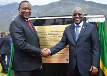 President Uhuru Kenyatta and his Tanzanian counterpart John Pombe Magufuli have expressed concerns over illegal activities at the Kenya-Tanzania borders which are undermining inter-country trade and economic development for the two states.Among things the heads of state are worried about is 'Corruption' at borders where a section of customs, immigration and security officials are accused of asking for bribes, while allowing illegal businesses to thrive. The two Presidents are also concerned about frustrations faced by small scale traders doing business across the borders.