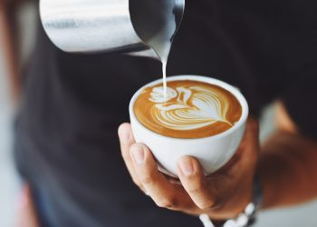 A cappuccino. Low coffee prices are affecting farmers in East Africa which may see them cease coffee farming. www.exchange.co.tz