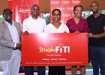 """Jubilee Insurance has launched a comprehensive wellness programme that will primarily focus on improving lifestyle behavior among Kenyans to trigger them to take action to improve their personal health.The solution dubbed """"Maisha Fiti"""" encompasses a Lifestyle Management Programme, Mum's Club, Seniors Wellness Club and incentives in form of Loyalty and Rewards. The move is a step in the right direction towards combating lifestyle diseases among Kenyans."""