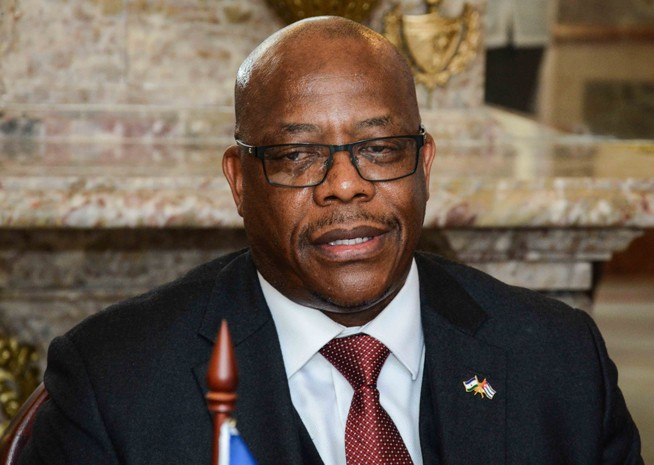 Minister of Foreign Affairs and International Relations of the Kingdom of Lesotho, Lesego Makgothi