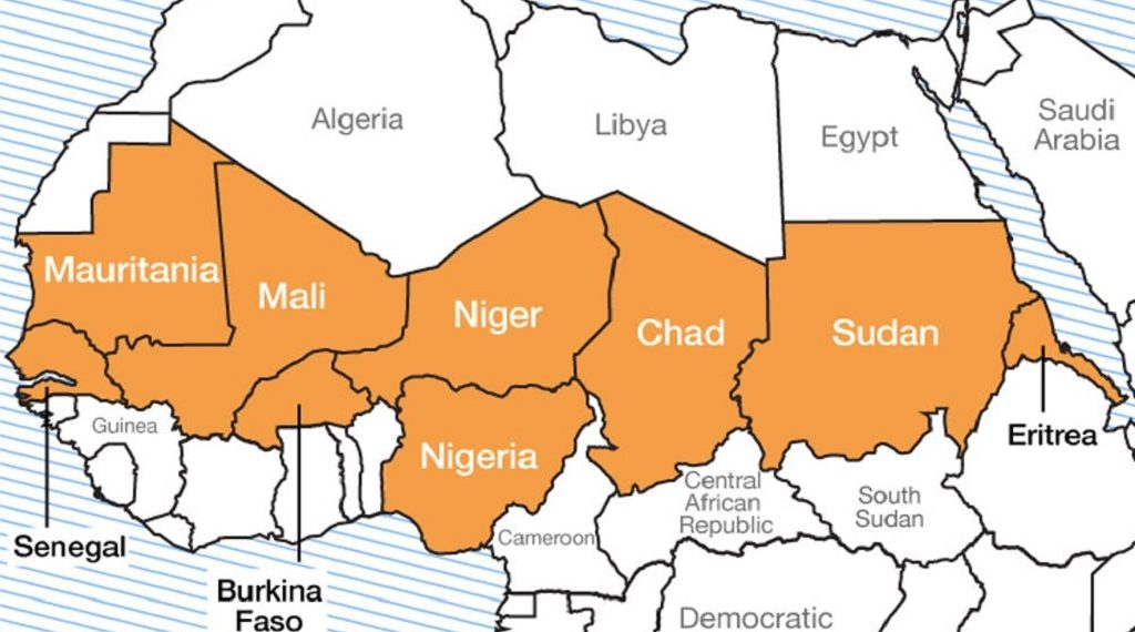 The Sahel Belt which will benefit from the largest solar project in the world. AfDB President Dr Akinwumi Adesina says finance, energy and stability are the three main obstacles to private sector development in Africa. www.exchange.co.tz
