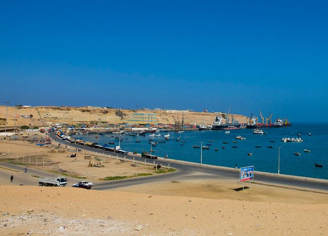 With 70 billion (US$600 million ) yen to be used to rehabilitate the Namibe bay, Toyota Tsusho's first port development project in Angola shows Japanese interest in an area dominated by China - The Exchange