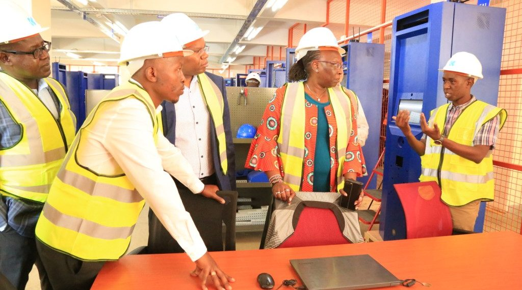 """KOKO Networks (""""KOKO"""") has launched its state-of-the-art technology production facility in Ruaraka, Nairobi. In partnership with Vivo Energy, KOKO is mainstreaming bioethanol cooking fuel in Kenya, starting in Nairobi, through its network of KOKO Agent shopkeepers. Through a unique hardware and software platform, KOKO has created the world's first Smart Fuel ATM network in Nairobi."""