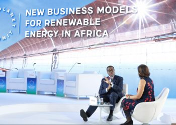 AfDB President Akinwumi A. Adesina at the One Planet Summit in Nairobi. AfDB is doubling its climate finance commitments to at least USD25 billion for the period 2020-2025. www.exchange.co.tz
